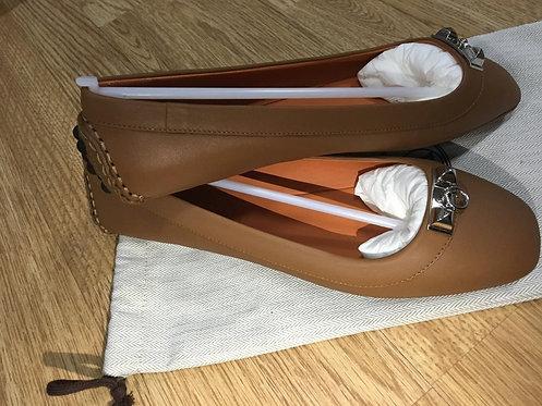 Балетки Hermes, размеры 36 и 40 1/2