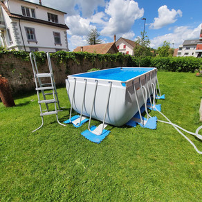 Everything You Need to Know About Buying an Above-ground Pool
