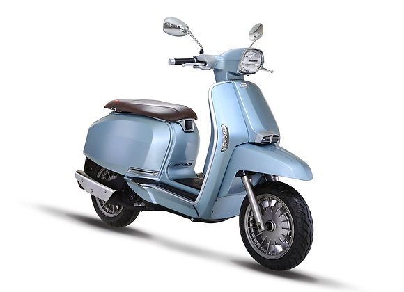V200 - Blauw Zilver
