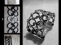 Tuto Bijoux : Bracelet en fils aluminium