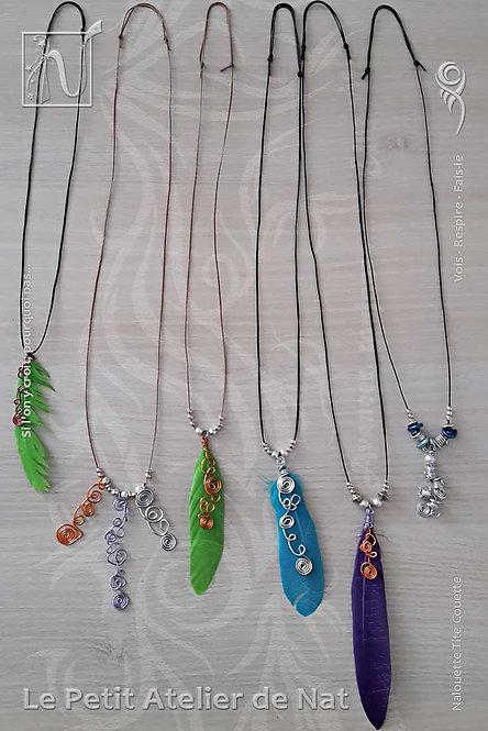 Ensemble de colliers - « Un collier de courage »