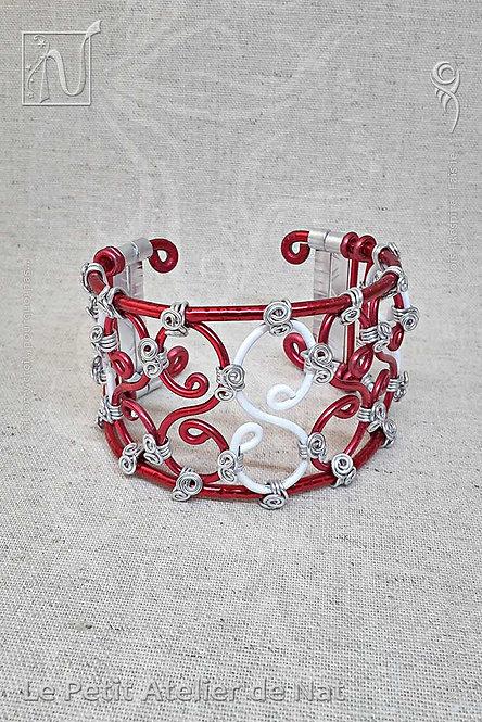 Bracelet « Louny Belle » de Noel (Vue de face)