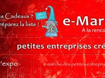 e-Marché des petites entreprises créatives (France)