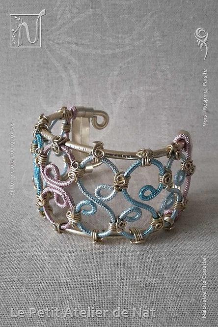 Bracelet « Louny Belle » version 1.0 (Vue de face - 1)