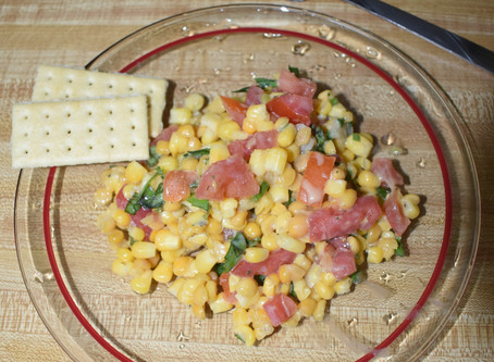 Adventures in Cooking: Split Pea Salad