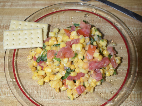 Adventures in Cooking: Split Pea Salad