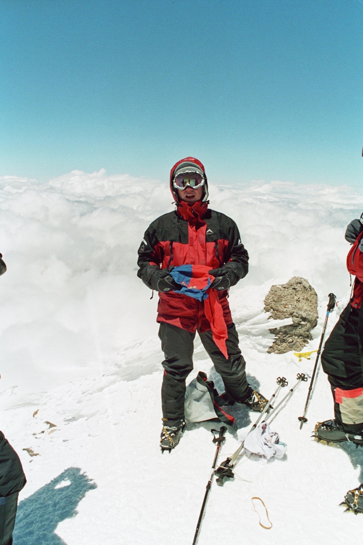 Mt Elbrus Summit