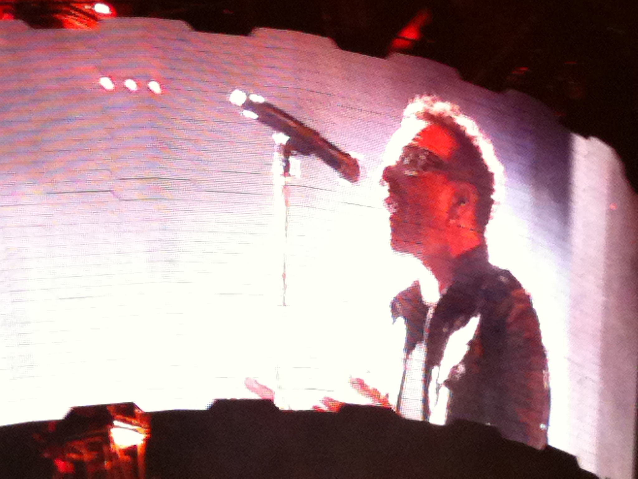 Sunday Bloody Sunday U2 Live