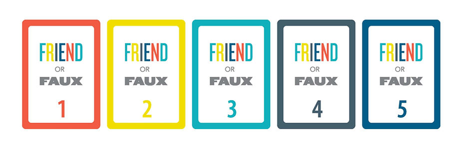 Friend or Faux, Adult Card Game, Best Adult Card Game, Friend or Faux Questions, Game Night