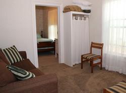 5 living room toward second bedroom