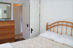C bedroom to bathroom