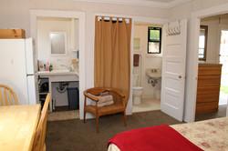 D main room towards kitchen and bathroom