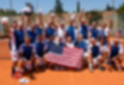 todd rubinstein, team usa, team usa tennis, maccabiah games, grand masters tennis, team usa tennis coach, maccabi usa, maccabi games, tennis, sports, usa, ramat hasharon, israel, lauderdale tennis club, gold medals