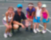 fort lauderdale tennis lessons, sunshine state