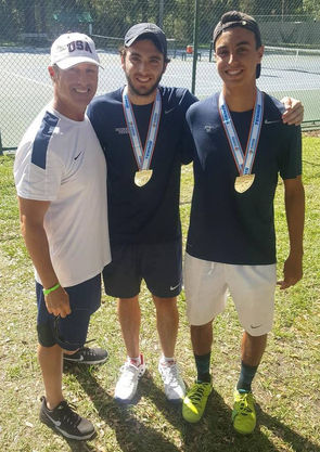 tom jaworski, eduward luca, fhsaa state tennis champions, florida tennis, usta, todd rubinstein, mourning high, alonzo and tracy mourning  high tennis, fhsaa state doubles champions, sharks tennis