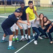 todd rubinstein, tennis, uspta, usta, ustaflorida, sports, fhsaa, mara cerrini, mourning high, miami, north miami, florida, wilson tennis, wilson sports, alonzo and tracy mourning senior high, alonzo mourning, mourning high