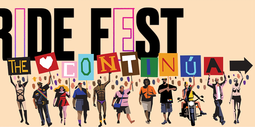 The Love Continúa Pride Fest