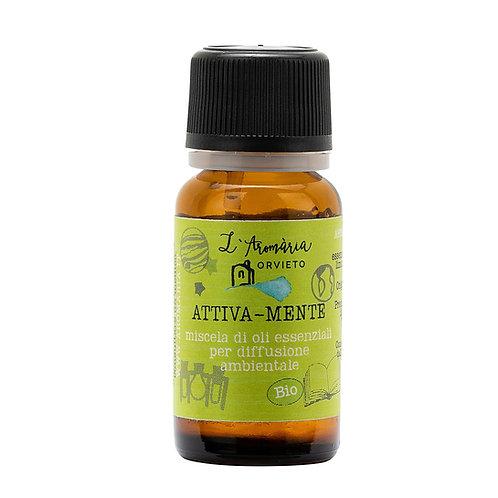 Miscela Attiva-Mente Bio 10 ml