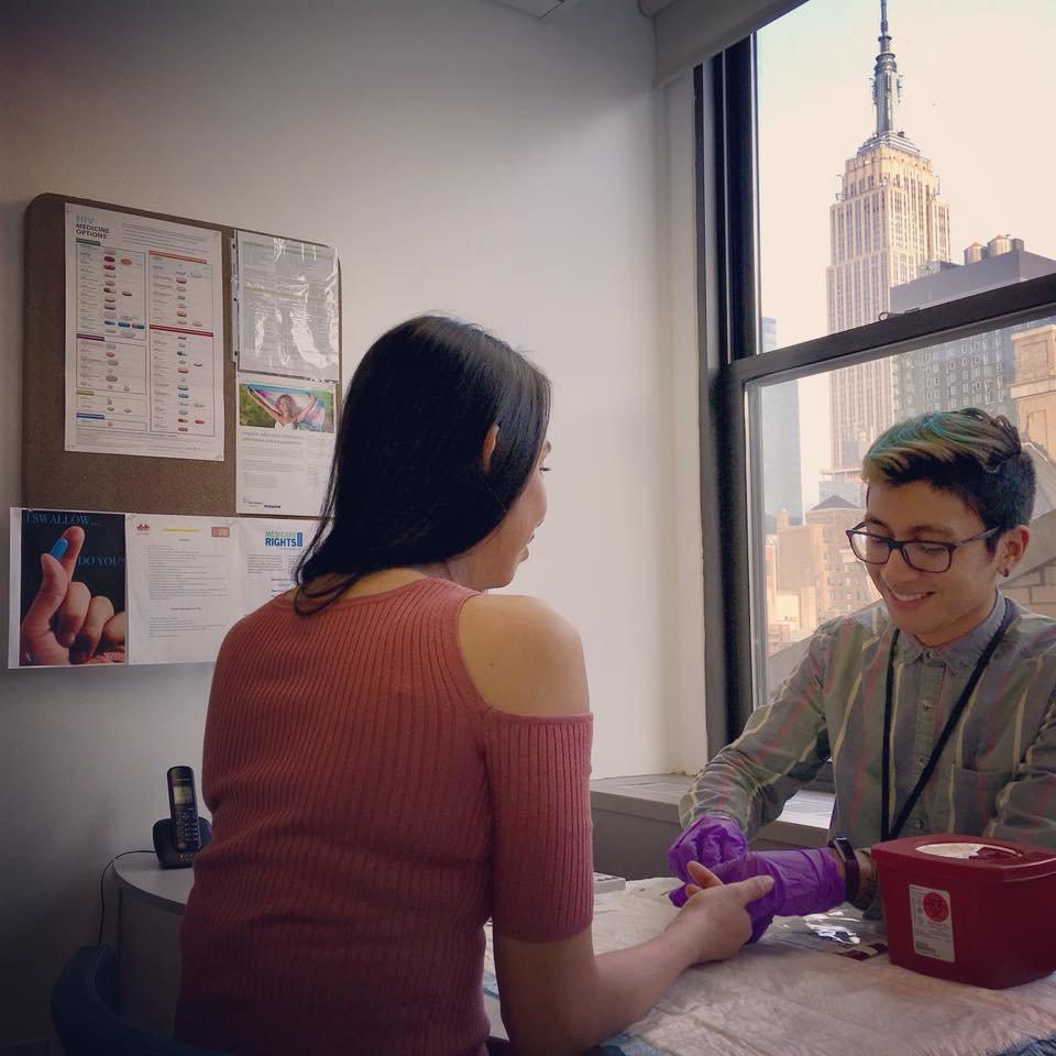 Prueba de VIH - HIV Testing