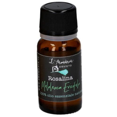 Olio essenziale di Rosalina     (Lavender Tea Tree) 10 ml
