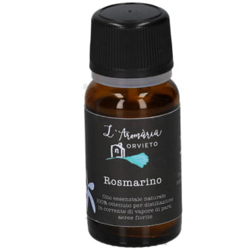 Olio essenziale di Rosmarino 10 ml