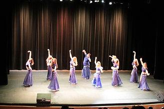 Danse orientale Biganos 2019