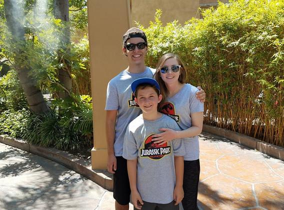 UNIVERSAL FAMILY TRIP