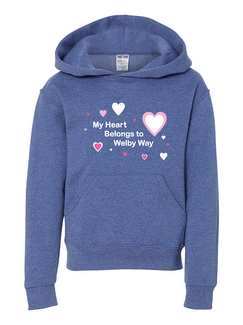 "Youth ""My Heart"" Pullover"