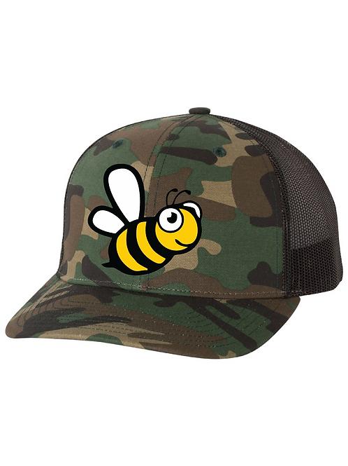 Baseball Cap (Camo or Streak)