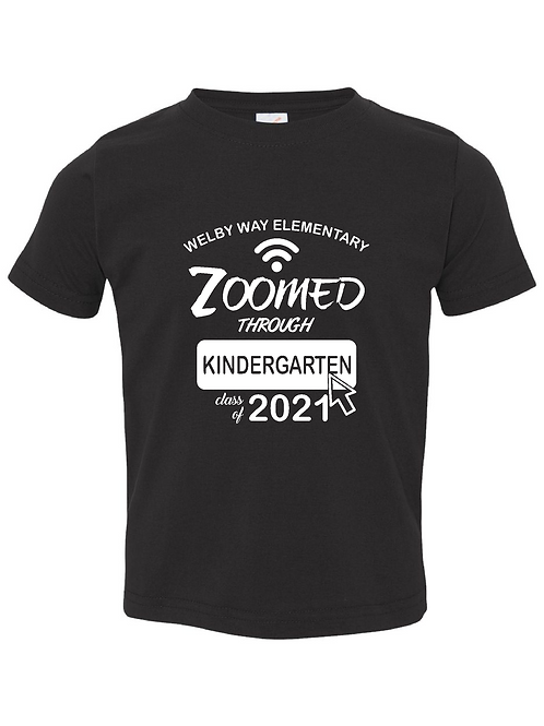 """I Zoomed through Kinder...."" Premium Tee"