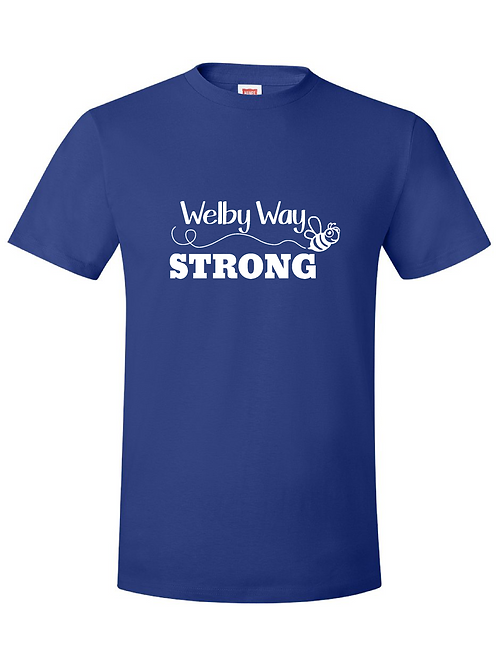 """Adult Premium """"Strong"""" Tee"""