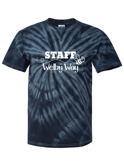 Staff Tie-dyed Tee
