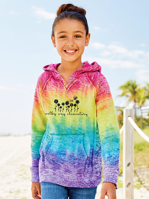 Youth Rainbow Pullover