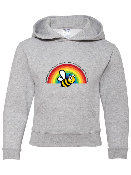 "Youth ""Rainbow"" Pullover"