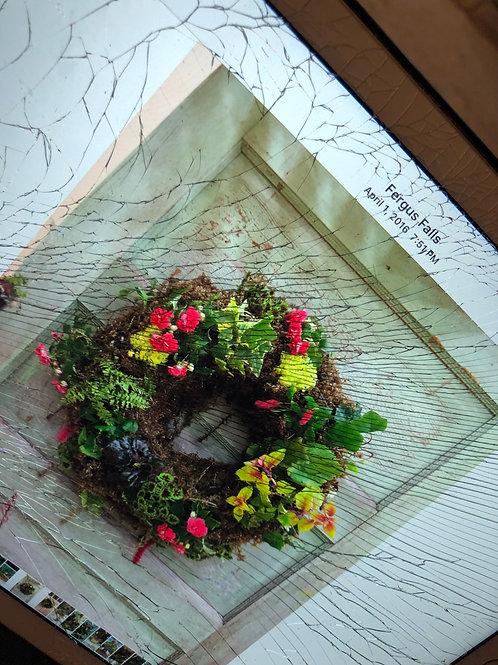 Living Wreath