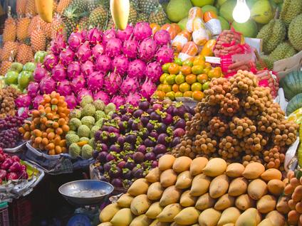 Asian Supermarkets: A Raw Vegan's Savior!