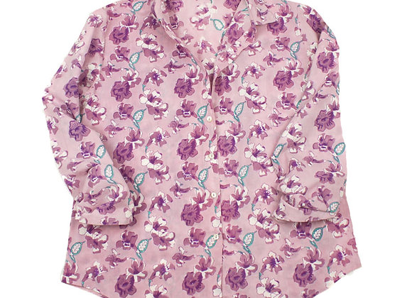 Pink Glory Pyjama Set with Pockets