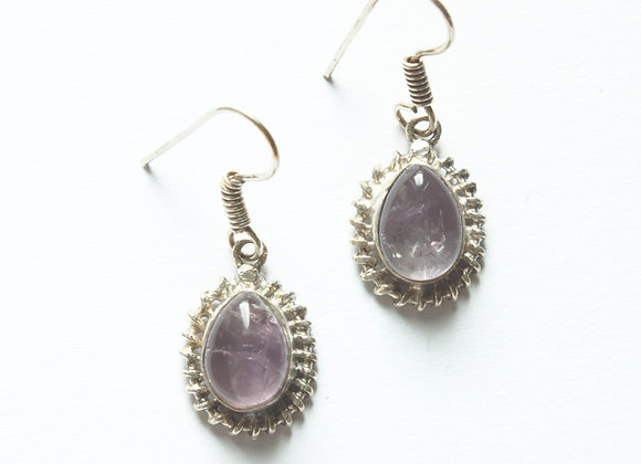 Earring rosa