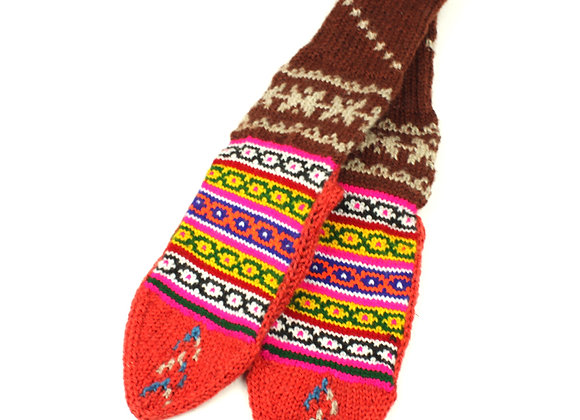 Woolen Socks Rebr