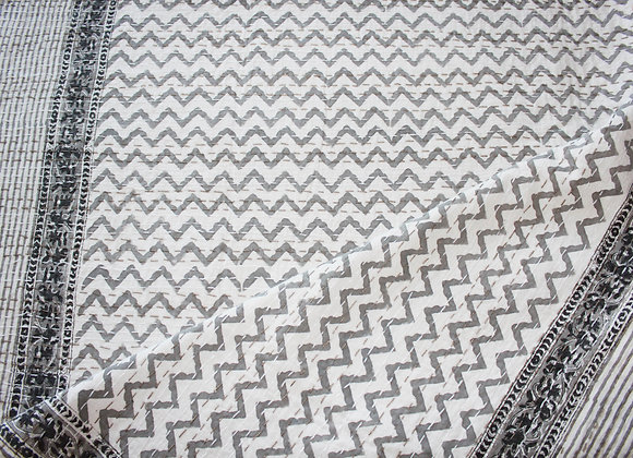 Bed Cover ZigZag