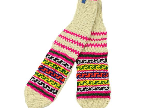 Woolen Socks Gula