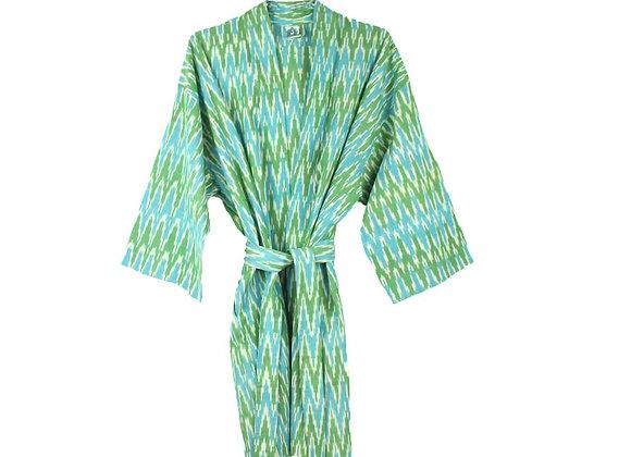 Tropical Summer Robe-Short