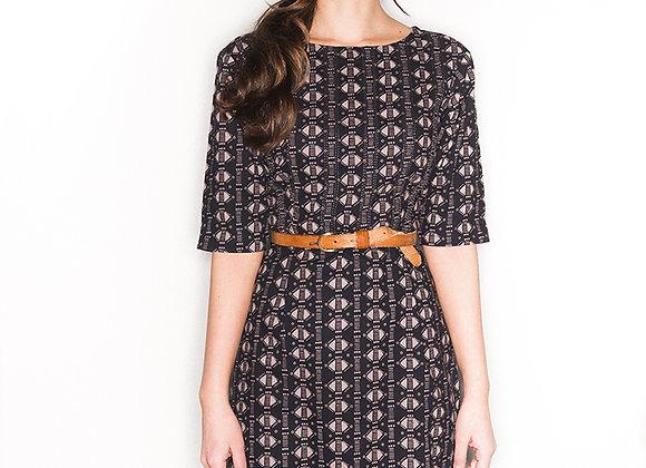 Mid Century Mod Dress