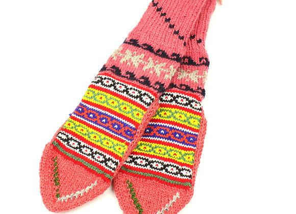 Woolen Socks Gul