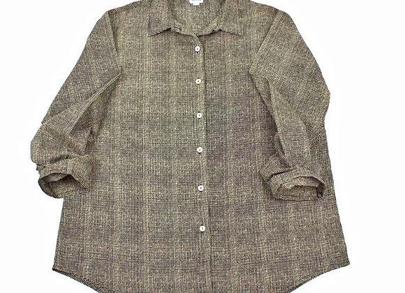 Black Comfort Pyjama Set with Pockets