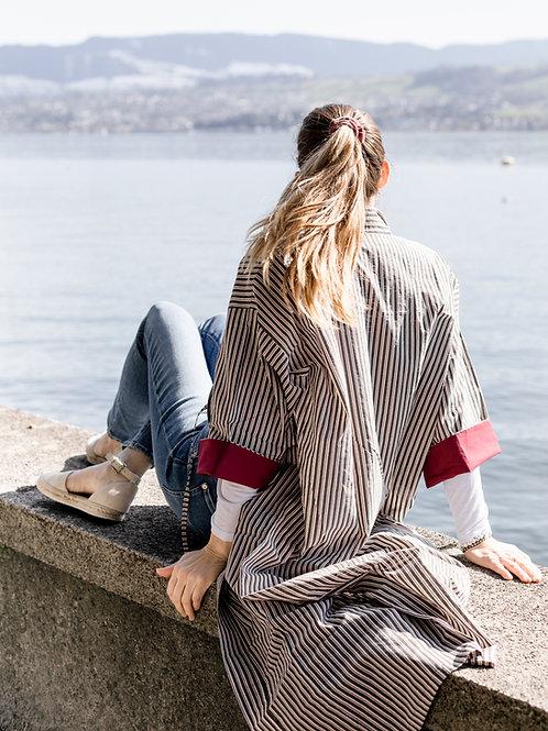 Greenward Kimono- Long