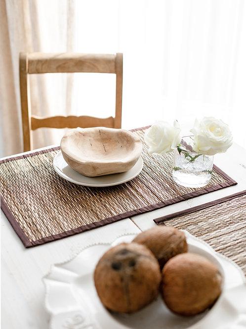 Place mats Coconut