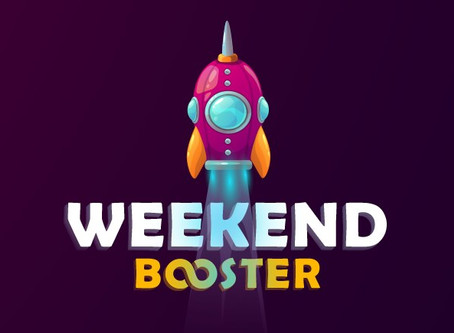 Weekend Booster - Freespins on Fortunejack