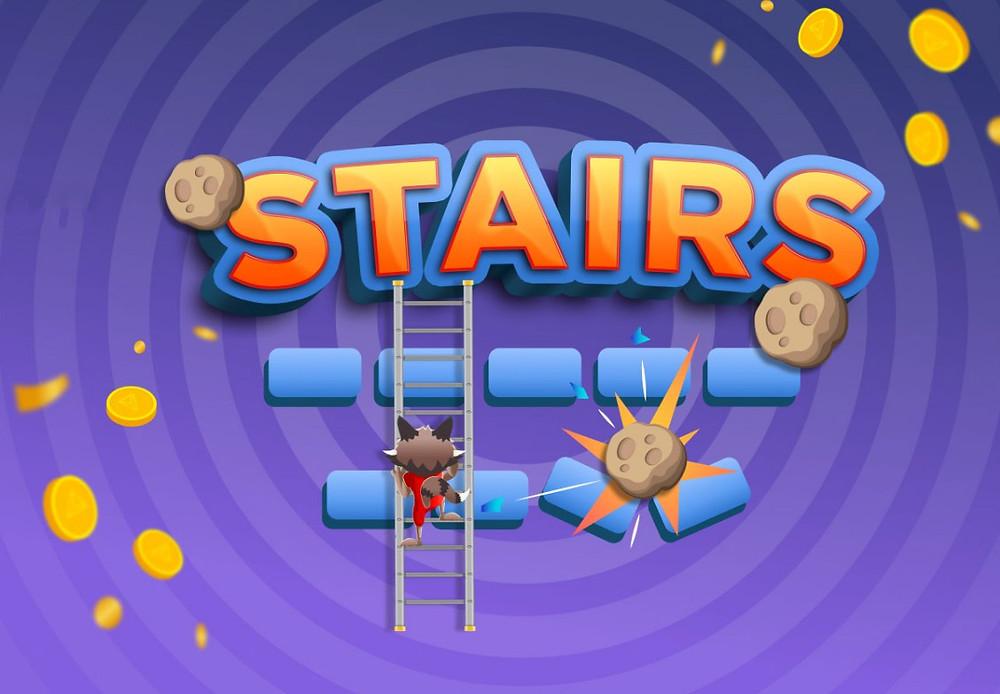 stairs betfury