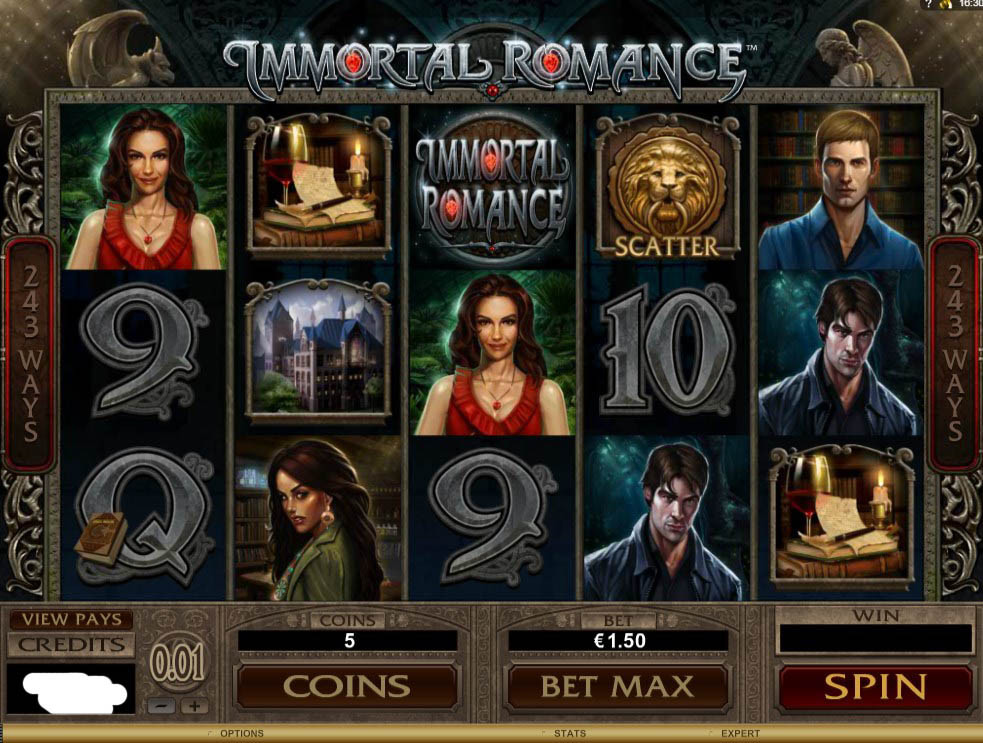 Immoral Romance in-play